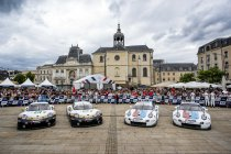 Core Autosport trekt officiële Porsches terug
