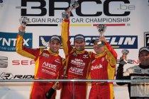 Belgian Masters: Belgium Racing gooit alle gewicht in de schaal