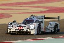 6H Bahrein: Porsche ook primus in VT3 – Audi wisselt opnieuw chassis