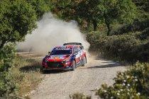 WRC: Tänak opent fors, Neuville puft
