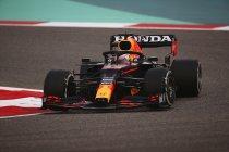 Bahrein GP: Verstappen snelste tijdens vrije training 1