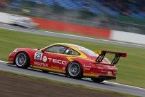 Dylan Derdaele in Porsche Mobil 1 Supercup
