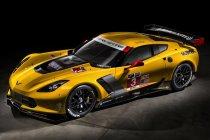 Corvette haalt het doek van de C7.R GTE (+ Foto's & video)