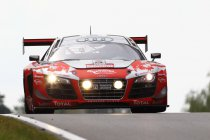 24H Zolder: De Belgian Audi Club Team WRT niet beloond