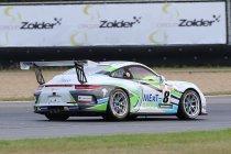 24H Zolder: Dries Vanthoor op MExT Racing Team Porsche 991 GT3 Cup