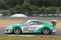 24H Zolder: Porsche opnieuw primus tijdens de tweede vrije testsessie