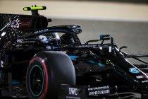 Sakhir: Mercedes bezet eerste startrij met Bottas vóór Russell