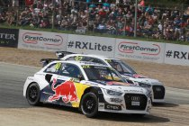 Hockenheim: Mattias Ekström voorlopig de snelste