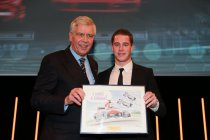 Stoffel Vandoorne verkozen tot RACB Driver of the Year