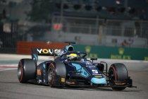Abu Dhabi: Sérgio Sette Câmara wint formule 2 hoofdrace