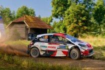 WRC: Neuville blijft derde, Rovanperä winstklaar