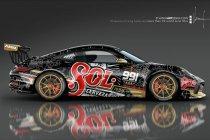 Prachtige Porsche voor Fred Bouvy en Damien Coens