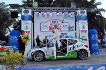 Rallye Sanremo: Basso wint afvallingsrace