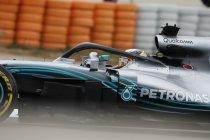 Japan: Hamilton domineert tweede oefensessie - Vandoorne laatste
