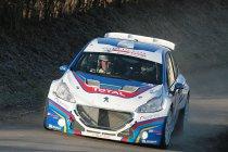 TAC Rally: Allen tegen Princen en Peugeot