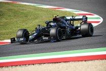 Toscane: Bottas ook snelste in de namiddag