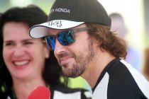 China: FIA bevestigt fitheid Alonso - Vandoorne blijft aan de kant