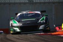 Gulf 12H: Na 6H: Audi en Dries Vanthoor domineren na pech Mercedes