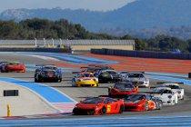 Ferrari boven bij eerste races voor de GT Open Winter Series