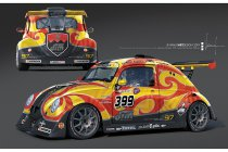 Wolfgang Reip betwist drie races met DRM Motorsport