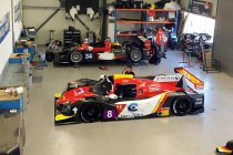 Bert Longin met Race Performance LMP3 in ELMS