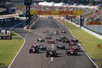Japan: Vijfde overwinning op rij voor Vettel