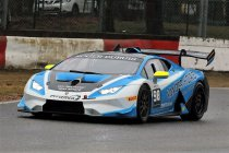 Circuit Zolder, donderdag 8 maart 2018 – Curbstone & Pré Season test GT4 European Series