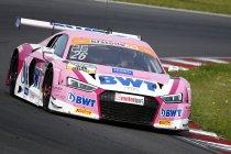 Most: Mücke Audi domineert Race 1 - Belgen kennen tegenslag