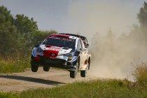 WRC: Rovanperä duwt Hyundai meteen in het defensief