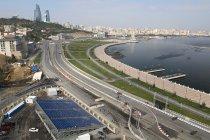 Baku: Circuit geoptimaliseerd voor tweede editie Baku World Challenge