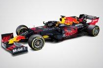 Red Bull Racing toont eerste beeld van de RB16