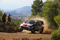 WRC: Rovanperä tussen de Goden