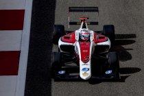 Alex Albon met ART GP naar GP2