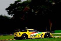Monza: SRT Corvette snelste in eerste kwalificatie