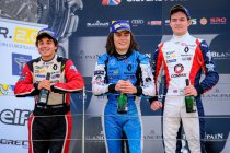 Silverstone: Eenvoudige zege voor Max Defourny