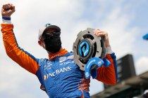 Indy 500: Scott Dixon behaalt nipt de pole