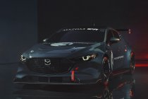 Mazda presenteert TCR-bolide