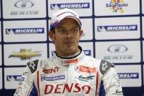 24H Le Mans: Alexander Wurz reserverijder bij Toyota