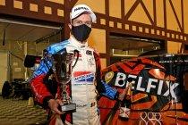 Trophée d'Alsace: Nieuwe pole positie voor Cédric Bollen