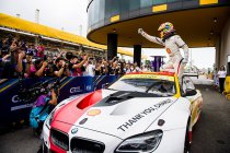 Augusto Farfus (BMW) wint voorspelbare GT World Cup in Macau