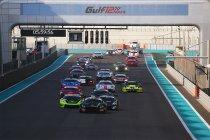Tiende editie van de 12 Hours of Abu Dhabi op 8 januari 2022