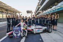 Abu Dhabi: Oscar Piastri is de nieuwe Europese kampioen