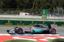 Brazilië: Rosberg pakt zijn tiende pole van het jaar