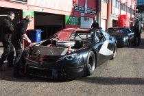 Al 34 wagens aan de start van NASCAR Euro Whelen Series