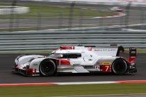 Nürburgring: Audi nipt snelste in tweede vrije training