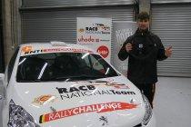Tom Rensonnet wint RACB Rally-stuurwiel