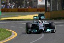 Australië: Mercedes met één-twee - Red Bull toont snelheid en betrouwbaarheid