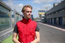 Romeo Ferraris vervolledigt line-up met Oliver Webb