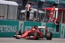 Maleisië: Ferrari en Vettel verslaan Mercedes - Verstappen pakt eerste punten