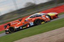 4H Silverstone: G-Drive Racing domineert – Longin zesde in LMP3 (UPDATE)